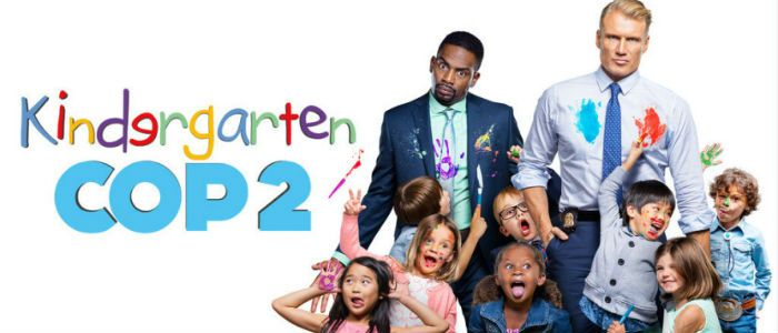 'Kindergarten Cop 2' Gets an F