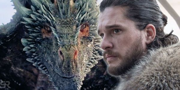 Drogon's Weird Face Made Game Of Thrones' Dragons Proper Characters