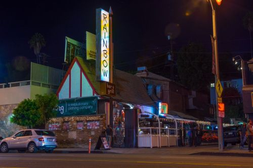 'The Rainbow' Recounts Drama And Debauchery At Famed Rock Watering Hole