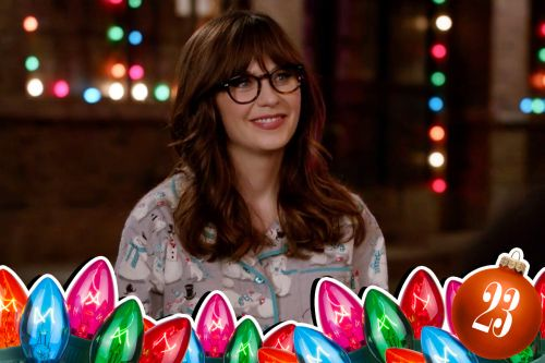 Decider's Sitcom Advent Calendar Day 23: Jess Gets A Christmas Eve Eve Miracle On 'New Girl'