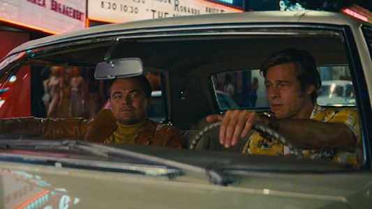 The New Once Upon A Time in Hollywood Trailer is Here!