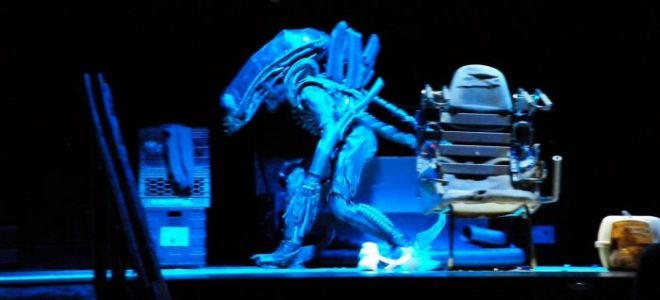 Check Out an Impressive 'Alien' Stage Production Put on By a New Jersey High School