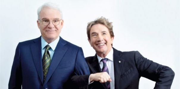 Steve Martin and Martin Short Team Up for a Netflix Comedy Special