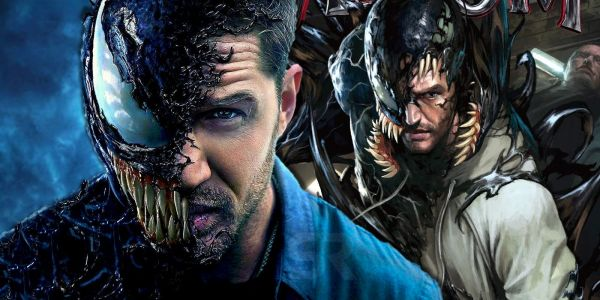 Venom's Tie-In Comic Reveals Surprising Movie Secrets