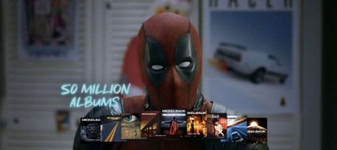 New 'Once Upon a Deadpool' Promo Defends the Hell Out of Nickelback