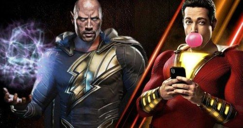 Black Adam Movie Will Happen Before Shazam Returns to Fight