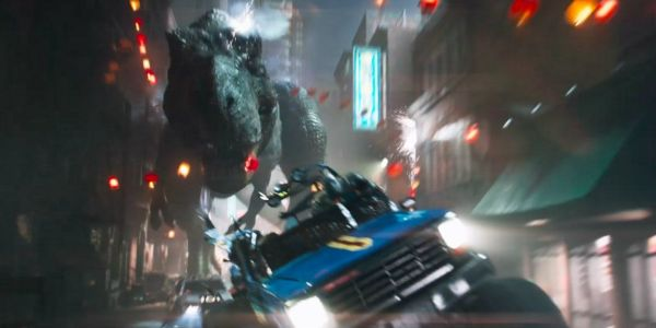 New Ready Player One Trailer Includes Jurassic Park Easter Egg