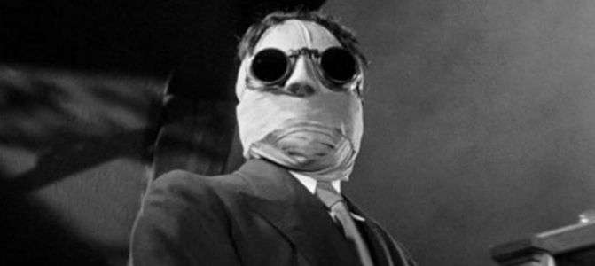 'The Invisible Man' Remains The Scariest Of Universal's Classic Movie Monsters