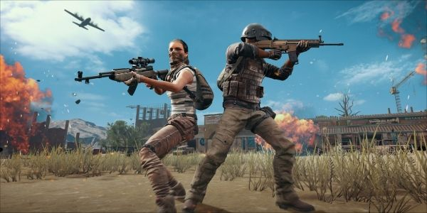 Evidence PUBG May Be Coming To PS4