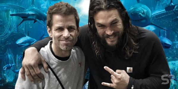 Jason Momoa Really Wants to See Zack Snyder's Justice League Cut