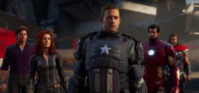 'Marvel's Avengers: A-Day' Trailer: The Avengers Are Reassembled in Video Game Form