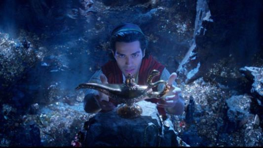 Disney 'Certainly Talking' About an Aladdin Sequel