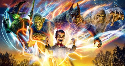 Goosebumps 2: Haunted Halloween Review: Same Story, Less Jack