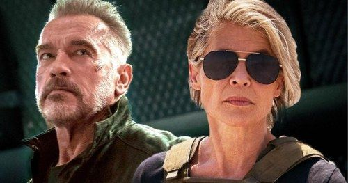 Terminator: Dark Fate Teaser Announces First Trailer Drops This