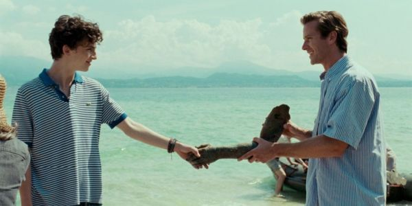 Call Me By Your Name's Armie Hammer Keeps Getting A Strange Gift From Fans