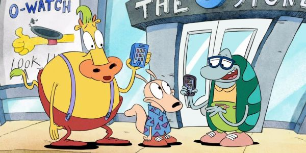 Rocko's Modern Life Netflix Movie Poster Confirms August Release Date