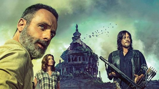 Comic-Con: The Walking Dead Season 9 Trailer Teaser Debuts