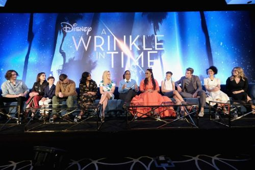 Here's What We Learned During the A Wrinkle in Time Press Conference