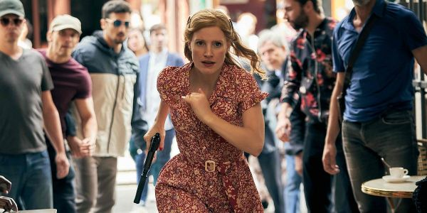 That Awesome-Looking Jessica Chastain And Lupita Nyong'o Action Movie Just Got Pushed Back