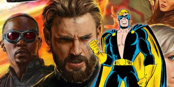 Chris Evans Autograph References Avenger: Infinity War Fan Theory
