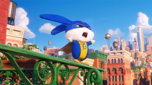 Snowball Is A Hero In New Secret Life of Pets 2 Trailer