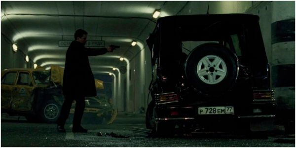 Natural Bourne Killer: The 10 Most Creative Kills In The Bourne Franchise, Ranked