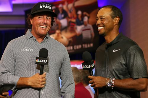 Tiger Vs. Phil Live Stream: How To Watch 'The Match: Tiger Vs. Phil' Online