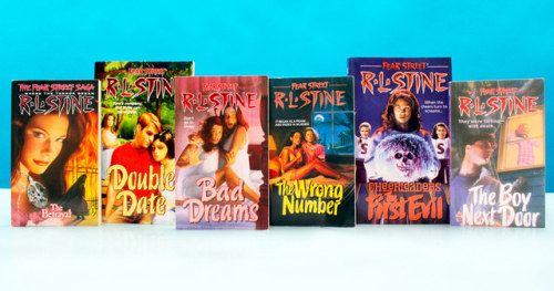R.L. Stine Says Fear Street Movies Are Still Happening at FoxThe