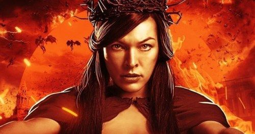 Milla Jovovich Has the Perfect Response to All the Hellboy