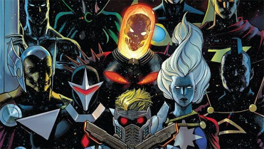 Exclusive Preview: Guardians of the Galaxy 1