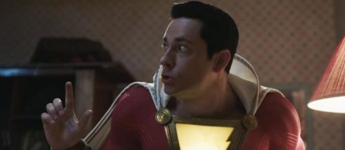 'Shazam!' Clip: Can a Little Girl Keep the Superhero's Super Secret?