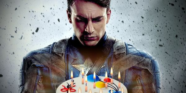 Today is MCU Captain America's 100th Birthday