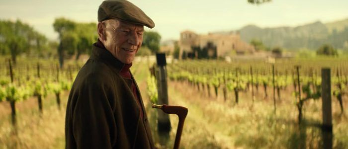 "'Star Trek: Picard' Clip: ""Even Assassins Need a Bath Sometime"""