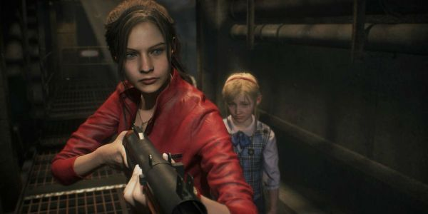 Capcom Reveals Aliens Inspiration For Resident Evil 2 Remake's Sherry