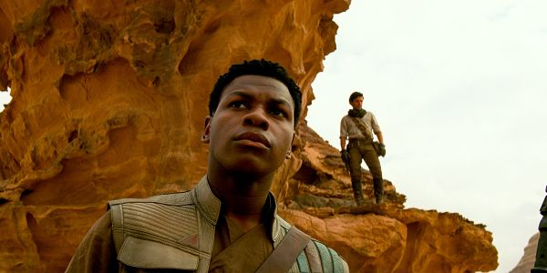 The Rise Of Skywalker's J.J. Abrams Promises We'll Finally Learn More About Finn's Past