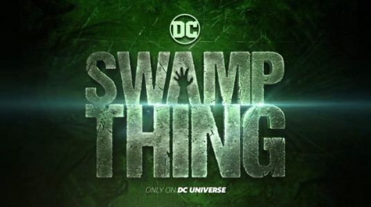 DC Universe's Swamp Thing Officially Starts Production