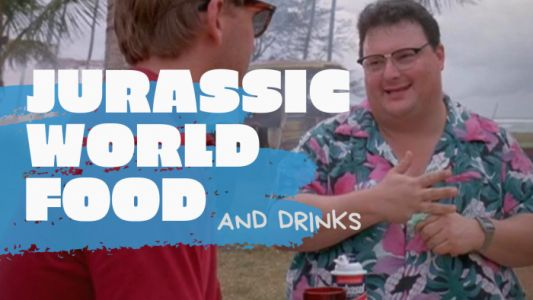 Video: Are The New Food & Drinks at Jurassic Cafe & Isla Nu-bar Any Good? (Jurassic World at Universal Studios Hollywood)