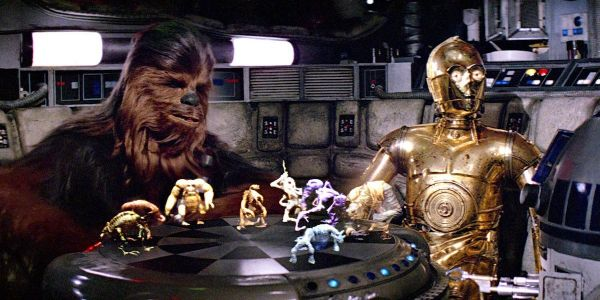 Does Chewbacca Cheat At Holochess In Rise Of Skywalker? Here's What Joonas Suotamo Says