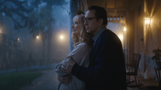 New Photo For Nicolas Cage in Color Out of Space Revealed