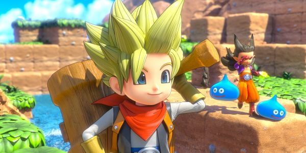 Dragon Quest Builders 2 Review | ScreenRant