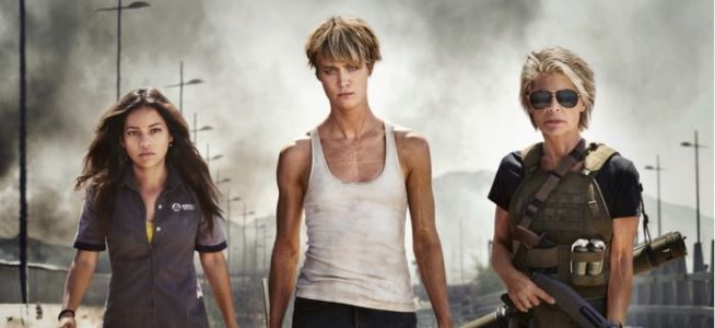 'Terminator 6' Title is Officially 'Terminator: Dark Fate'