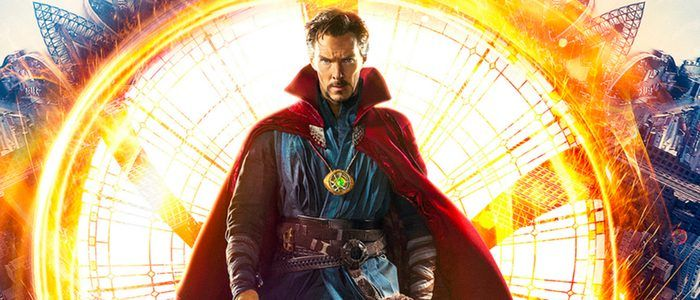 Doctor Strange Was Almost in 'Spider-Man: Into the Spider-Verse'