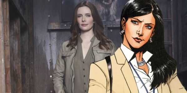 Arrowverse Crossover BTS Photo Reveals First Look At Lois Lane
