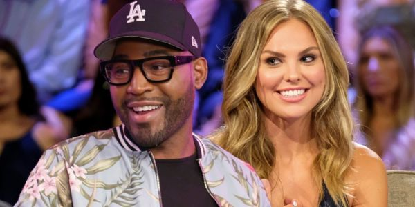 Dancing with the Stars Casts Hannah Brown & Karamo Brown