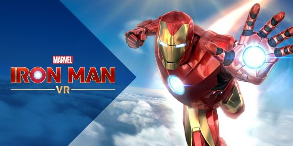 IRON MAN VR: Hands On With Creative Director Ryan Payton
