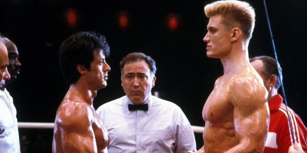 Creed 2 Video: Sylvester Stallone Reveals Deleted Rocky Vs Drago Fight