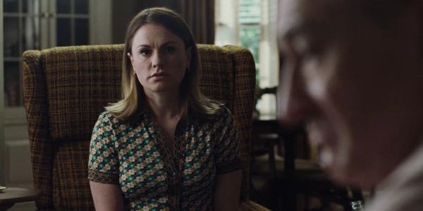 Anna Paquin has 7 lines in 'The Irishman.' And Robert De Niro is OK with that