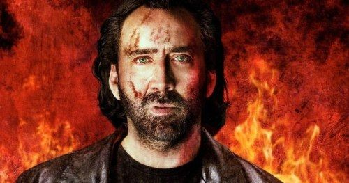 Nicolas Cage Will Fight Aliens in Crazy Action Thriller Jiu