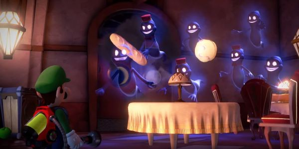 Luigi's Mansion 3 Release Date is Perfect | ScreenRant