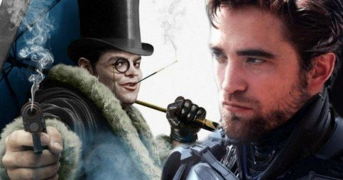 Josh Gad Taunts Robert Pattinson's The Batman, Teasing